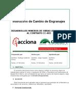 Instructivo Cambio de Engranajes..docx