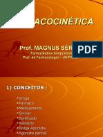 Farmacocinética Medicina