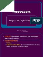 Histologia Animal - Lloja