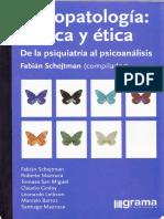Schejtman-Psicopatologia