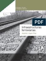 Infraestructuras Ferroviarias, López Pita, 2006 Cap 123456