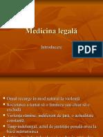 Curs 1 medicina legala