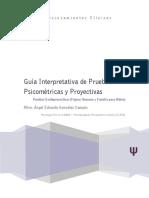 Guia Interpretativa de Pruebas Psicometricas y Proyectivas Figura Humana y Familia Para Niño