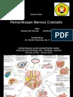 px nervus cranialis