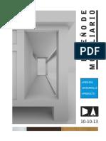 Mueble -Diseño