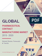 Sample - Global Pharmaceutical Contract Manufacturing Market_Mordor Intelligence