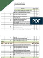 Animation Checklist