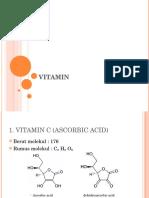 Analisis Vitamin & Hcn