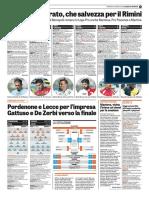 La Gazzetta dello Sport 29-05-2016 - Calcio Lega Pro