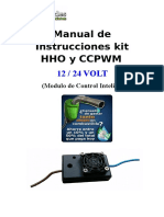 MANUAL CONEXION KIT HHO Y CCPWM