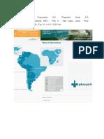 PlusPetrol e ISO 14001