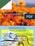 DIAPOSITIVAS HERRAMIENTAS  DE LA  COMUNICACIÒN TELEMATICAS