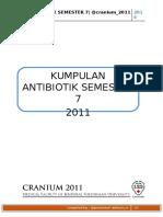 Antibiotik Semester 7