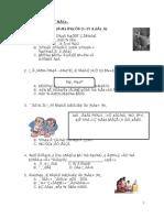 Bt Year5 Paper 1