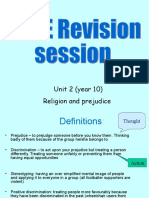 yr 10 revision topic 3