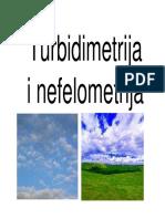 Turbidimetrija i Nefelometrija 2010