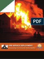 Urban Fire Vulnerability