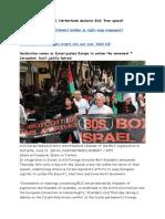 3 in Huge Blow to Israel, Netherlands Declares BDS 'Free Speech'
