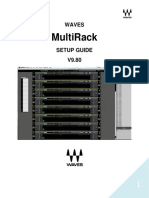 MultiRack waves
