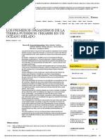 LOS PRIMEROS ORGANISMOS de LA TIERRA PUDIERON CREARSE en UN OCÉANO HELADO Noticias, Última Hora, Vídeos y Fotos de Medio Ambiente - Recursos Naturales - Océanos en Lainformacion