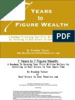 Brandon Turner - 7 Years 7 Figure Wealth