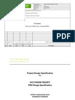660 MW Harbin Boiler FSSS Writeup
