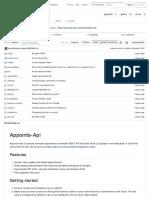 GitHub - Martijnboland_appoints-API-node_ Appointment Scheduler Rest API Build With Node