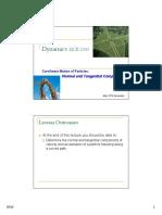Dynamics Lecture 2c