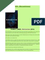 Robert Lanza - Biocentrismul