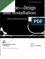 AWWA M23-2002 PVC Pipe design and Installation, 176p.pdf