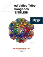 Sacred Valley Tribe Songbook