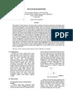 Paper M1 (Rotator Harmonis)
