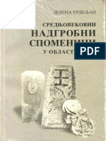Medieval Funerary Monuments in the Regio