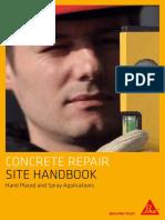 SIKA Concrete Repair Site Handbook