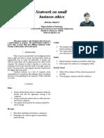 SW Business Ethics.doc