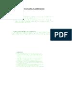 Características de La Platea de Cimentación