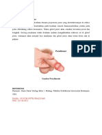 Diagnosis Banding Fimosis