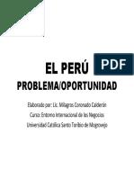 El Peru- Oportunidad