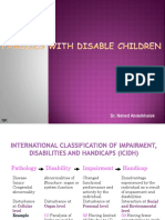 1. Families With Disabled Children -
