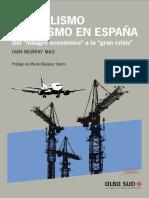 Capitalismo y Turismo en Espana. Del Mil