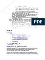 Kebijakan Pelayanan Yang Terintegrasi Dan Terkoordinasi Rumkit Tk.ii 03.05.01 Dustira faisal