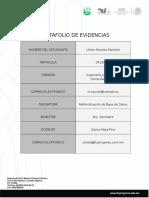 Portafolio de Evidencias (ISC-CMOTA 3 Parcial)