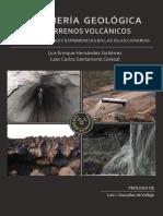 Ingeniería Geológica en Terrenos Volcánicos