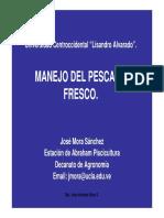 Manejo-pescado Fresco, 25 Lã¡Minas