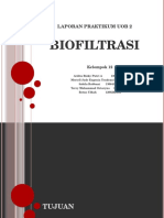 PPT Biofiltrasi Kel 12