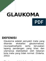 ppt glukoma