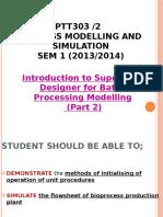 3. Unit Procedure Initialising