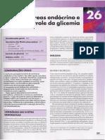 26 Pâncreas Endócrino e Controle Da Glicemia