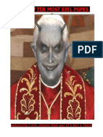 The TOP 10 Badest Popes in History Betaenglish