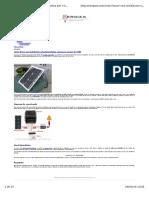 Panel Solar Por 100euross
